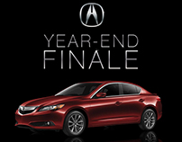 Acura Year End Event