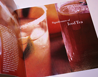 Information booklet - Iced Tea