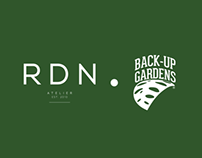 RDN + BACK-UP GARDENS