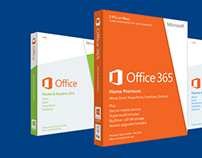 MICROSOFT - Office 15 Launch Poster, Table Tent