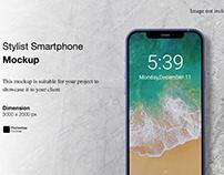Stylist Smartphone Mockup