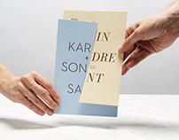 Karin+Sondre=Sant