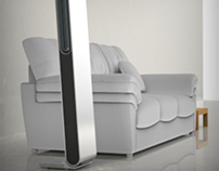 BARAM(Movable air conditioner)