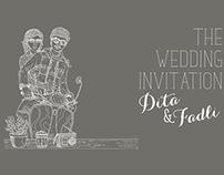 Dita & Fadli Wedding Website