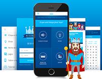 App - O Rei do Português - Citibank