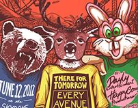 WB/TFT/EA Concert Poster