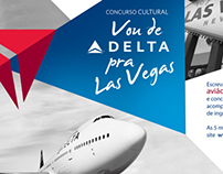 Concurso cultural - Delta Airlines