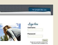 Branded Sites - SaaS (2009-2012)