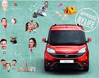 B-play // New Fiat Doblò 2015