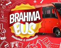 Ação promocional - Brahma