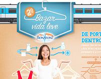 Bazar Vida Leve - Bonafont