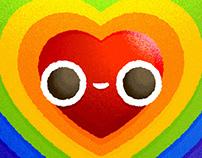 Ba Boom Love! Ba Boom Love! 🌈 #PrideMonth