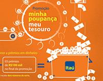 Promoção - Poupança Itaú