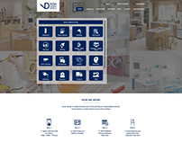 Web Design Getting Online Household Services