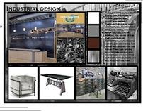 Early Work Portfolio Interior Design