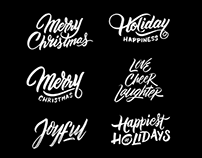 Greeting Cards - Lettering