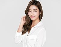 레이싱모델 김하나 프로필