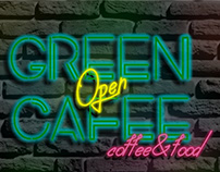 Movie for Green Cafe