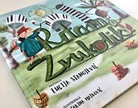 """Picture book """"Ritam Zvukolik"""""""