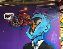 ROSKILDE GRAFFITI CAMP 2018