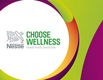 Choose Wellness Branding
