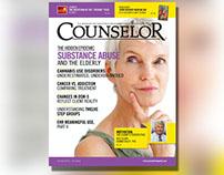 Counselor Magazine June 2014 Layout & Design