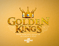 Golden kings, Sebrae.