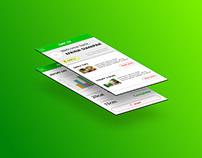 MindSlim App UI Design