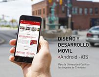 ULADECH Aplicación Android - iOS