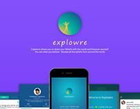 Explowre App