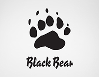 Black Bear long board skateboard decks