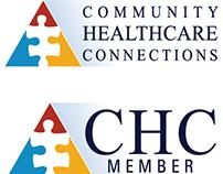 Community Healthcare Connections | Brand Logo Design
