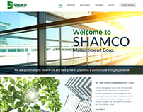 Shamco Management Website
