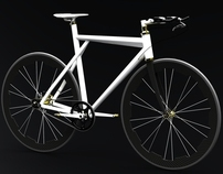 Ion Urban Road Bike