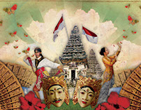 Warna Indonesia (the colors of Indonesia)
