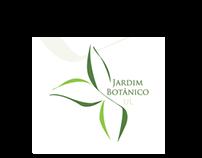 Marca para Jardim Botânico da Universidade de Lisboa