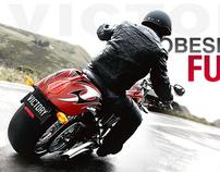 Victory Motorcycles True American Road Trip