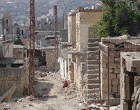 POST WAR CONSTRUCTION OF BINT JBEIL COMPETITION