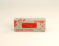 SanDisk Cruzer Packaging Design