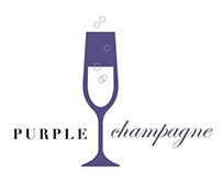 Purple Champagne – Personal Branding Project