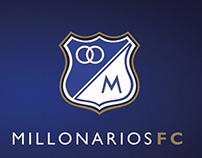 Tienda Móvil - Millonarios F.C.