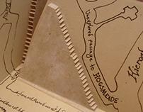 Réplica - Marauder's Map