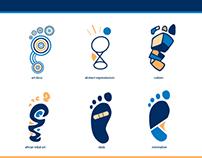 Foot prints