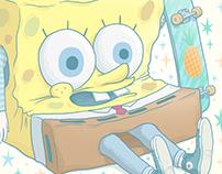 Sponge Bob x Zetha