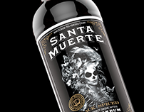 Santa Muerte Rum