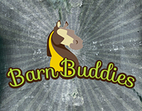 Logo design - Barn Buddies