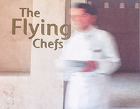 Gulf Air // The Flying Chef 2004 (Cook Book)