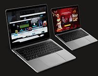 website-landing-page-designs