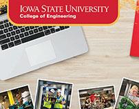 ISU Engineering Postcard