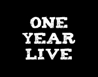 ONE YEAR LIVE